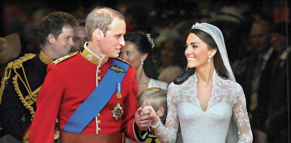 הנסיך ויליאם קייט מידלטון / צילום: רויטרס