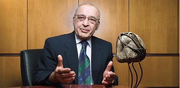פרופסור מוסא יודעים / צילום: קובי קלמנוביץ