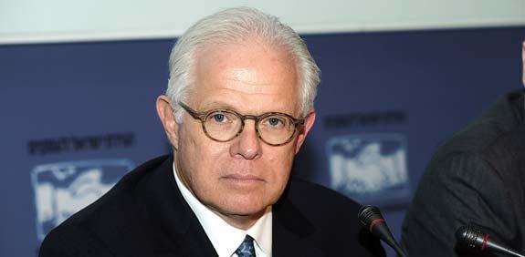גלן יאגו, ועידת ישראל לעסקים 2013 / צילום: איל יצהר