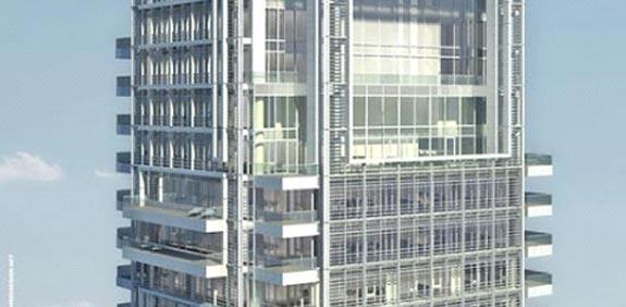 מגדל מאייר ברוטשילד / צילום: סטודיו 84