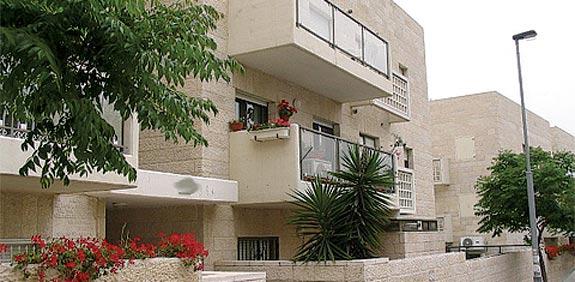 דירה בירושלים ברחוב משה שרת / צילום: יחצ