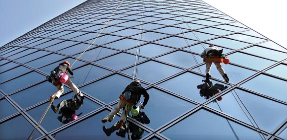 מחירי המשרדים בניו-יורק מתקרבים לרמה של לפני המשבר