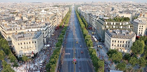 פריז / צילום: רויטרס