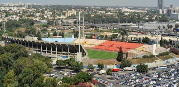 אצטדיון רמת גן / צלם: תמר מצפי