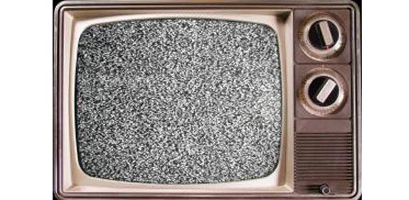 טלוויזיה 'מושלגת'