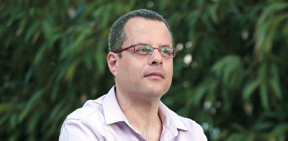 פרופ' יואב רינון / צילום: כפיר זיו