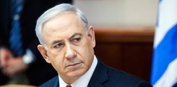Benjamin Netanyahu  picture: Reuters