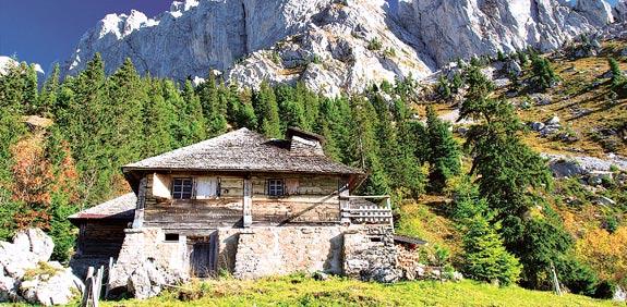 שוויץ / צילום: לשכת התיירות השווייצרית