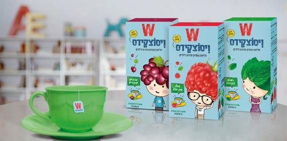 תה ויסוצקי לילדים/ צילום: יחצ
