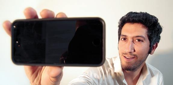 Adam Singolda  picture: Kfir Ziv