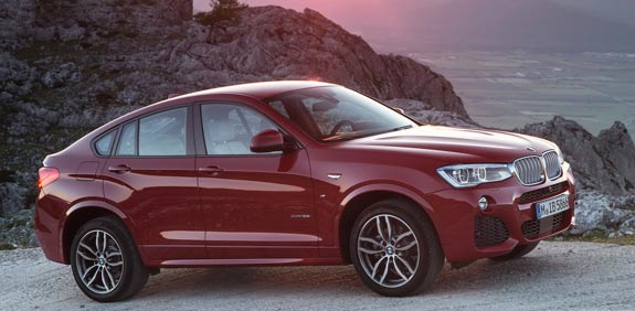 ב.מ.וו BMW-X4 / צילום: יחצ