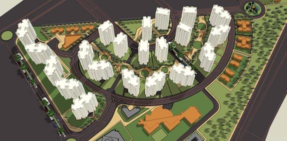 גבעת שמואל: תוכנית ל-1,800 יחידות דיור קיבלה תוקף