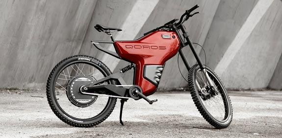 EBIKE אופניים חשמליים / צילום: יחצ