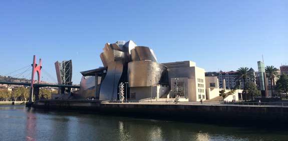 מוזיאון בילבאו /צילום: מירב מורן