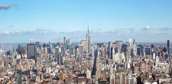 """נדל""""ן בניו-יורק - היעד של משקיעים אמידים מכל העולם"""