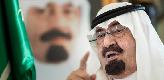 מלך סעודיה - עבדאללה / צילום: רויטרס