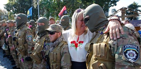 אוקראינה / צלם: רויטרס