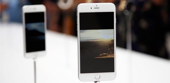 אייפון 6 / צילום: רויטרס