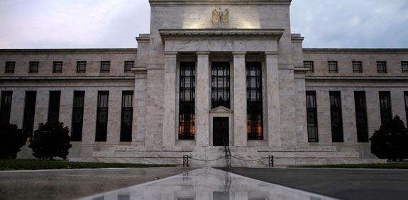 בניין הפדרל ריזרב / צילום:  רויטרס