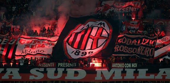 אוהדי AC מילאן, ליגה איטלקית, סרייה A / צלם: רויטרס