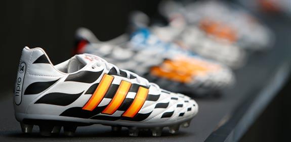 נעלי אדידס, מונדיאל 2014 / צלם: רויטרס
