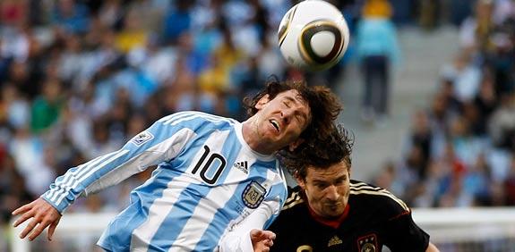 ארגנטינה מול גרמניה, מונדיאל 2006 / צלם: רויטרס