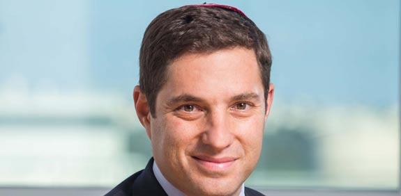 ביני זומר מנכל נובל אנרג'י בישראל צילום/ אלבטרוס - ברק ברינקר