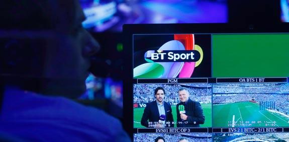 ערוץ BT Sport / צלם: רויטרס