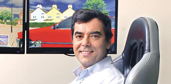 Mobileye founder Amnon Shashua
