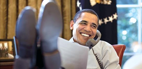 ברק אובמה / צילום: פליקר