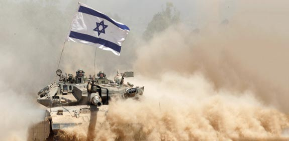 Operation Protective Edge picture: Reuters