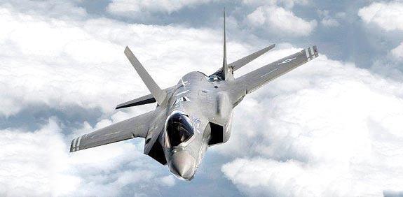 מטוס F-35 מתוצרת לוקהיד מרטין / צילום: יחצ