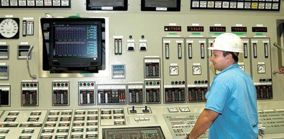 IEC control room  picture: Tamar Matzapi