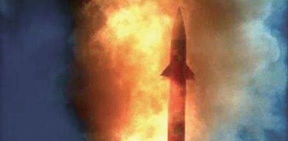 Barak-8 missile