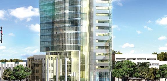 מגדל רוטשילד  22 בתל אביב / צילום: יחצ