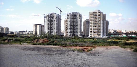 הקרקע ברחובות / צילום: יחצ