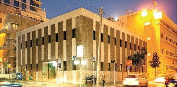 הבניין ברוטשילד / צילום: יחצ