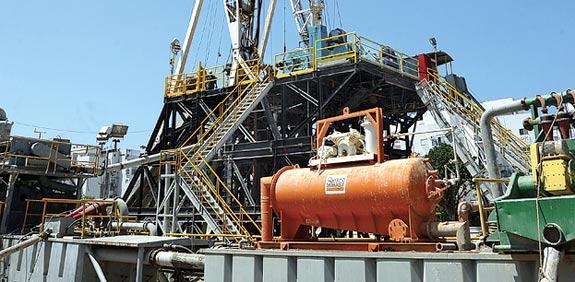 oil drilling