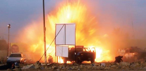 פיגוע בעיראק / צילום: רויטרס