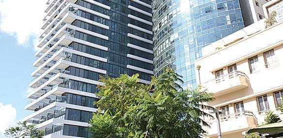 מגדל רוטשילד 1, תל אביב / צילום: תמר מצפי