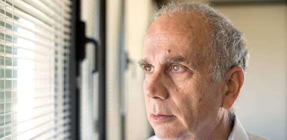 עורך דין גיורא אדרת / צילום: יונתן בלום