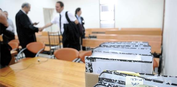 בית משפט / צילום: אוריה תדמור