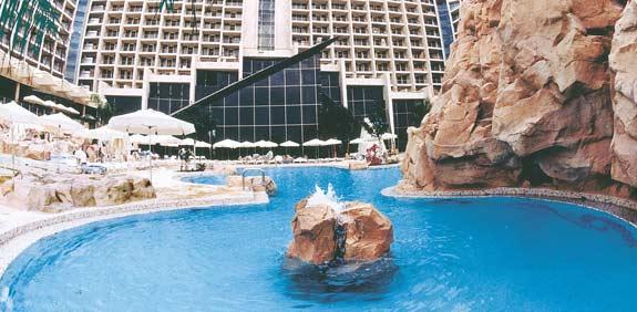 מלון דן אילת /צילום: סיוון פרג'