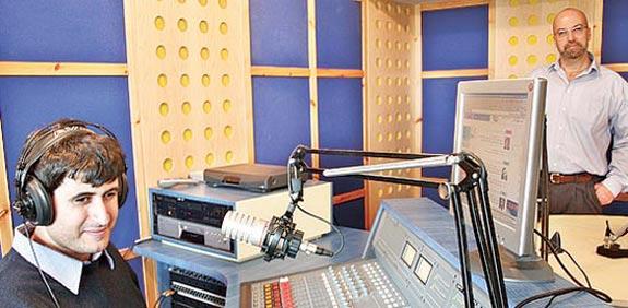 """סוהיל כראם מנכ""""ל רדיו א-שאמס / צילום: יחצ"""