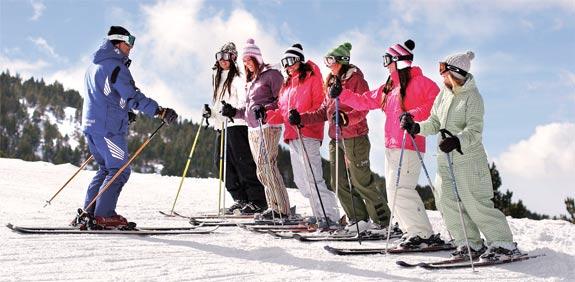 חופשת סקי באנדורה / צילום: גראנד ואלירה