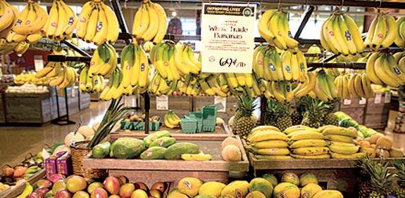 רשת Whole Foods / צילום: בלומברג