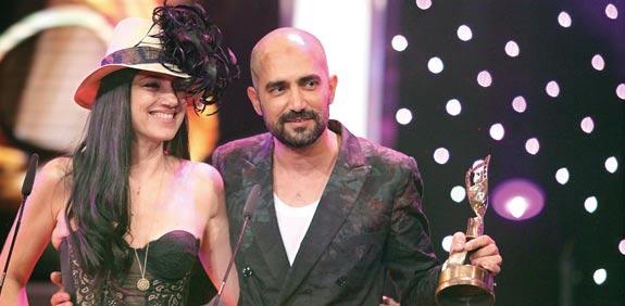 שלומי ורונית אלקבץ /  צילום: יחצ