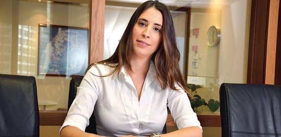 עורכת דין יפעת מנור-נהרי / צילום: תמר מצפי