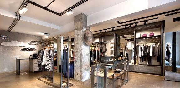 החנות של גדעון  וקארן אוברזון / צילום: עודד סמדר