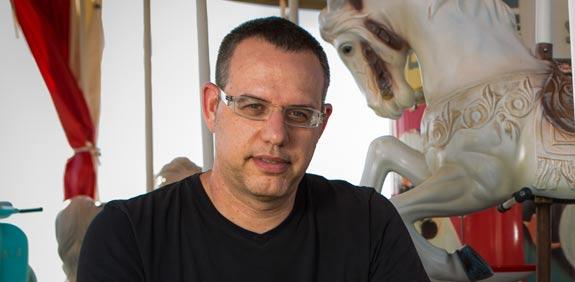 """ד""""ר אייל דורון / צילום: אריק סולטן"""